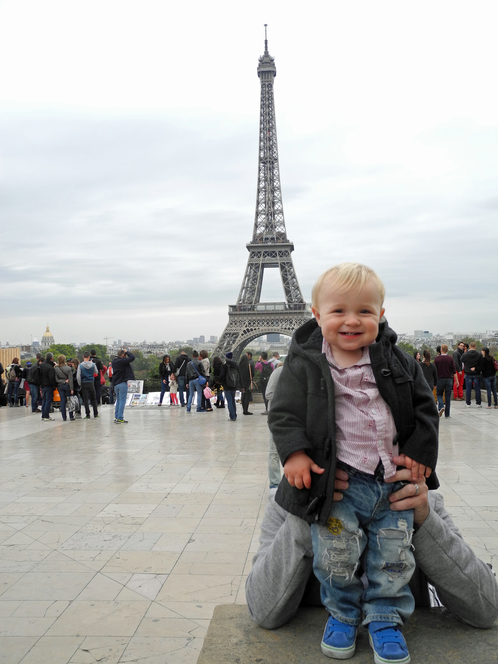The best Eiffel Tower souvenir!