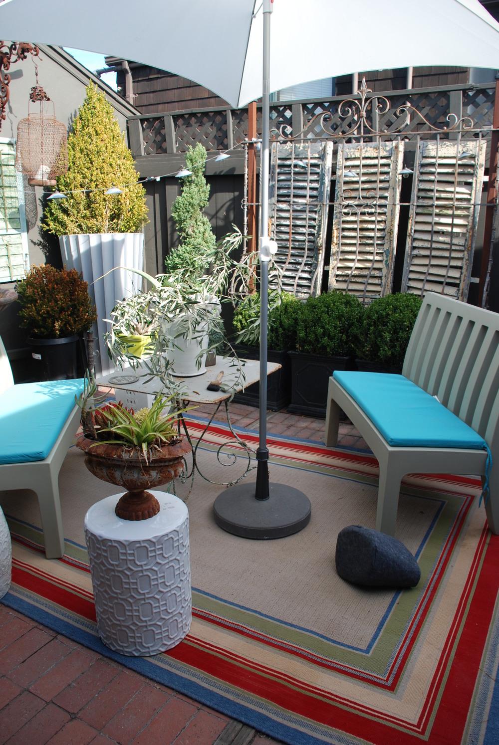 Look One: Social Courtyard