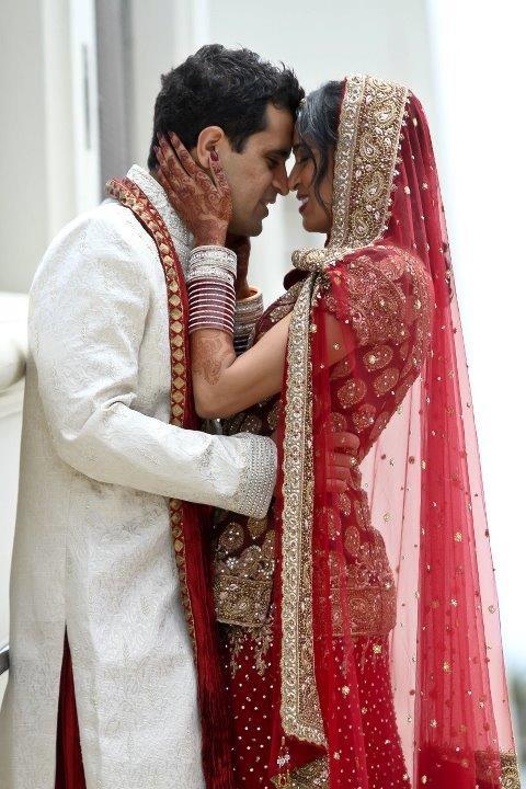 Congrats Nikhil + Sheila