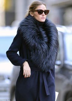 Olivia Palermo via DailyMail.co.uk