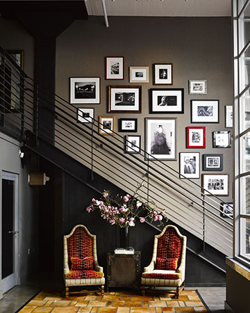 Gallery Wall by Ken Fulk