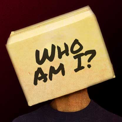 Who Am I? :2016 Topic: Identity in Christ
