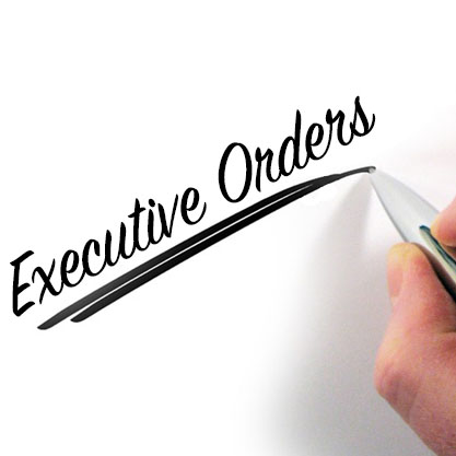 Executive Orders: 2017                     Topic: The 10 Comandments