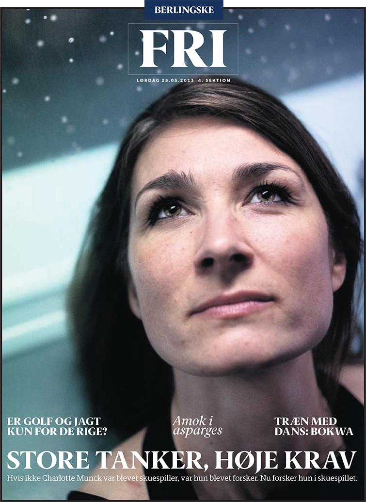FRI section frontpage - Berlingske