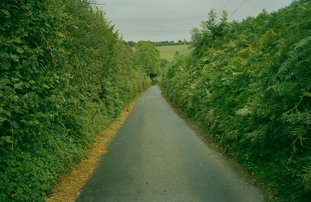 Road. Dorset, England.