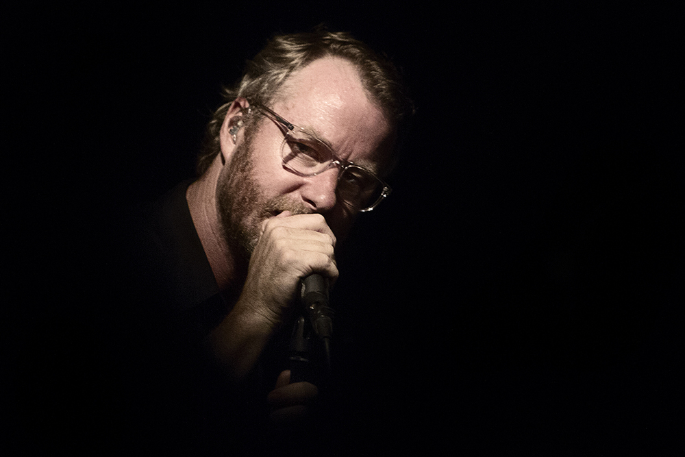 The National played a concert for 450 people at Loppen in Copenhagen yesterday. Read the review here (In Danish)