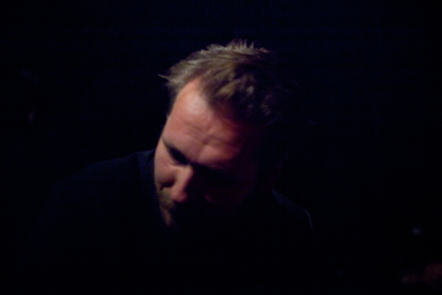 Mikkel Hess from  Hess Is More  live in concert @  V58 , Aarhus. More photos to come. Goodnight :)