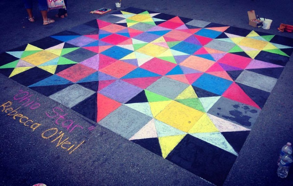 Chalk the Block 6 - 2017
