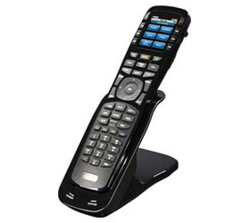 Recharging cradles mean no more replacing batteries. Pictured: Universal Remote Control MX-890