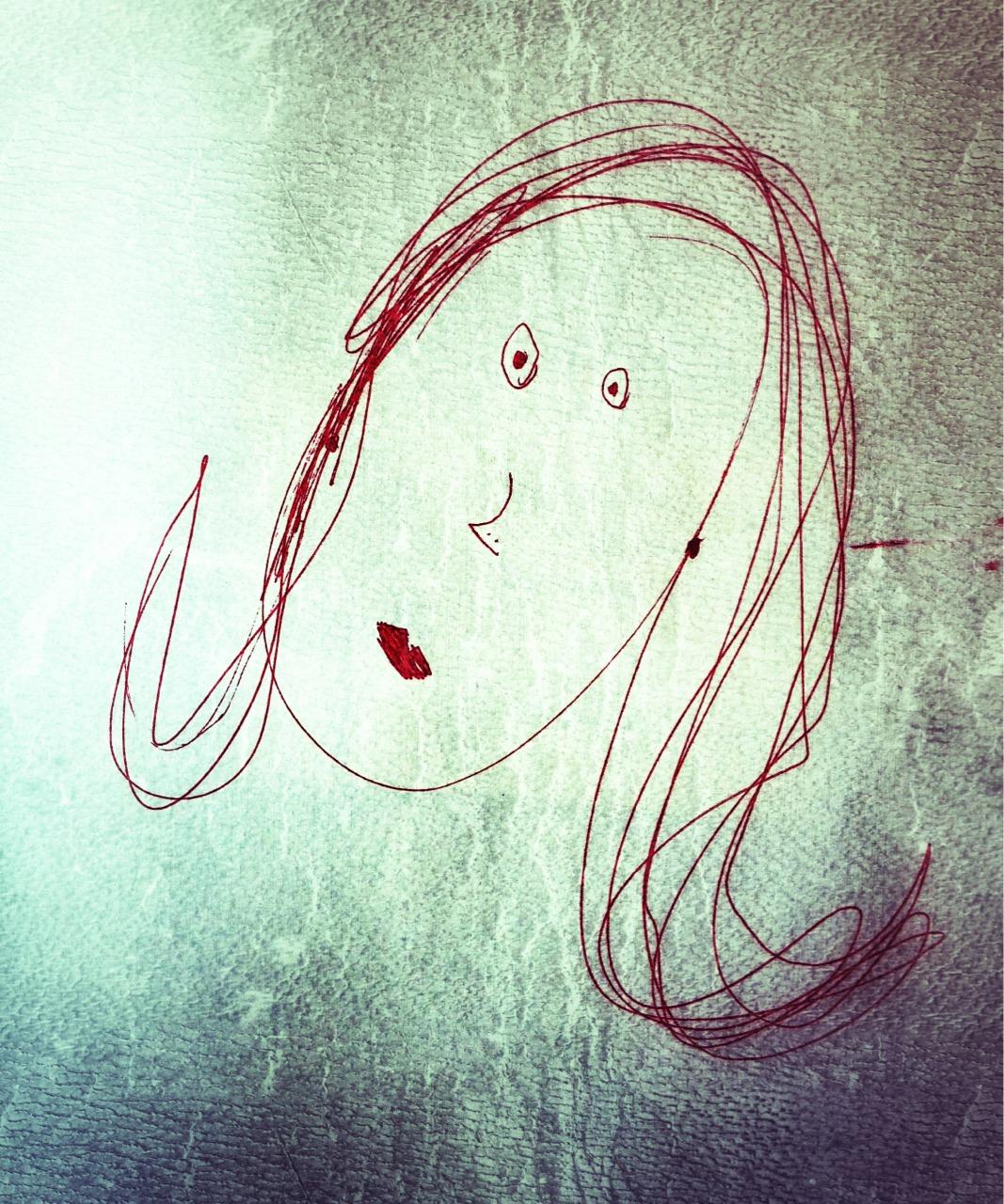 sophia (age six) skills.