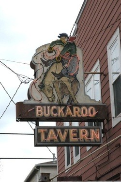 the closing of the buckaroo tavern in freemont (seattle, washington) is a gigantic fucking tragedy.   owners won't renew the lease… to close 09.17.2010