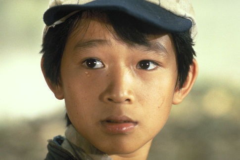 Jonathan Ke Quan      smidge younger than LPC.  USA Network playing an Indiana Jones marathon -for all you  OSS  fans.