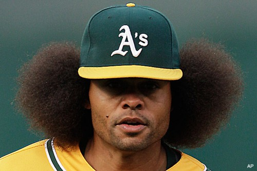 the A's are back!
