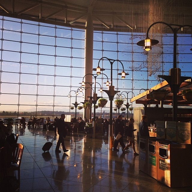 Off for a week of biz travel.   (at Seattle-Tacoma International Airport (SEA))