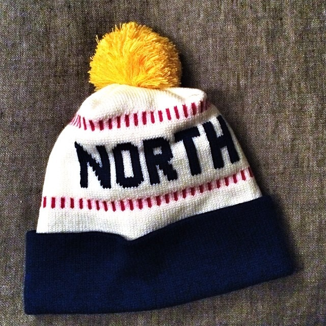 My good buddy @grahamjohn22 sent me this beauty.  She's keep me real toasty in this 20 degree Seattle weather - thank you.