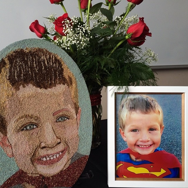 Bryce Autry will be honored at the Rose Bowl Parade on January 1st, 2014 on the Donate Life Float.  Bryce's donation saved 4 lives and enhanced 2.  A TRUE Superman.