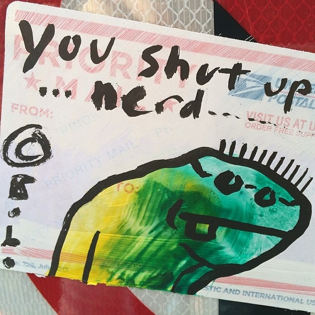 Sorry, sheesh… #upsettingthemasses