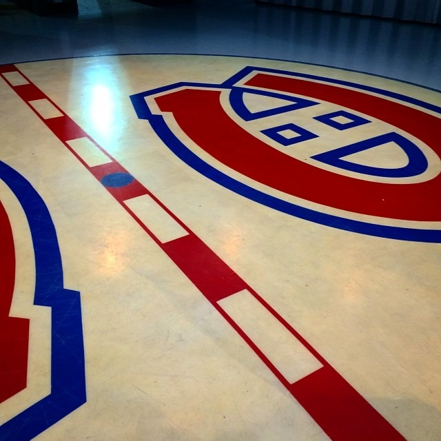 109 days till #nhl returns #montreal #canadienshof #lordstanley (at Montreal Canadians Sports Hall Of Fame)