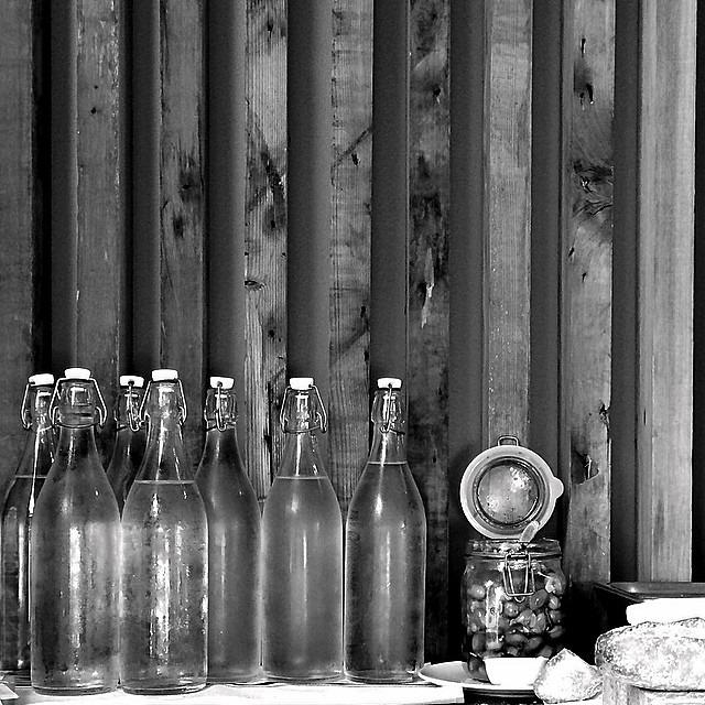 Agua & Olives.  @rockcreeksea