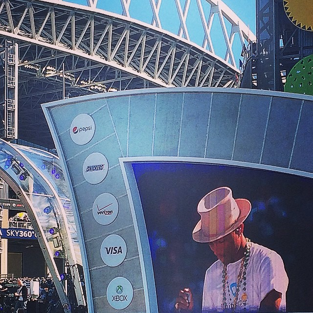 Pharrell Williams is in town #seattle