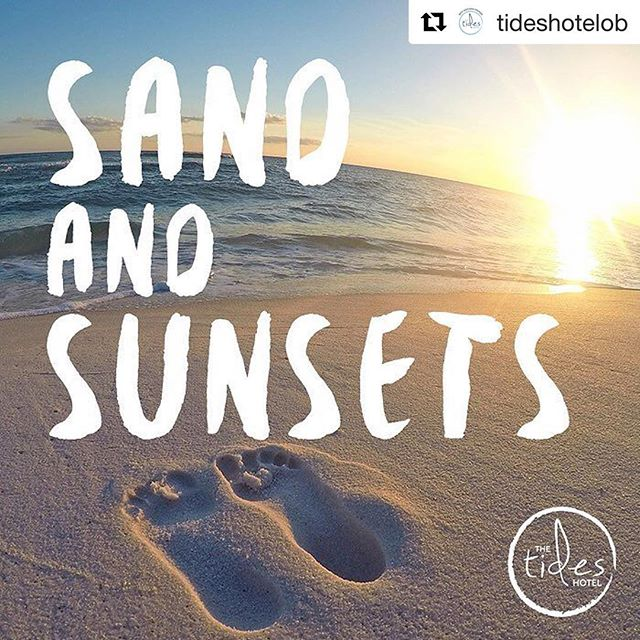 🌅 All we need are the simple things. 🌞 -via @tideshotelob