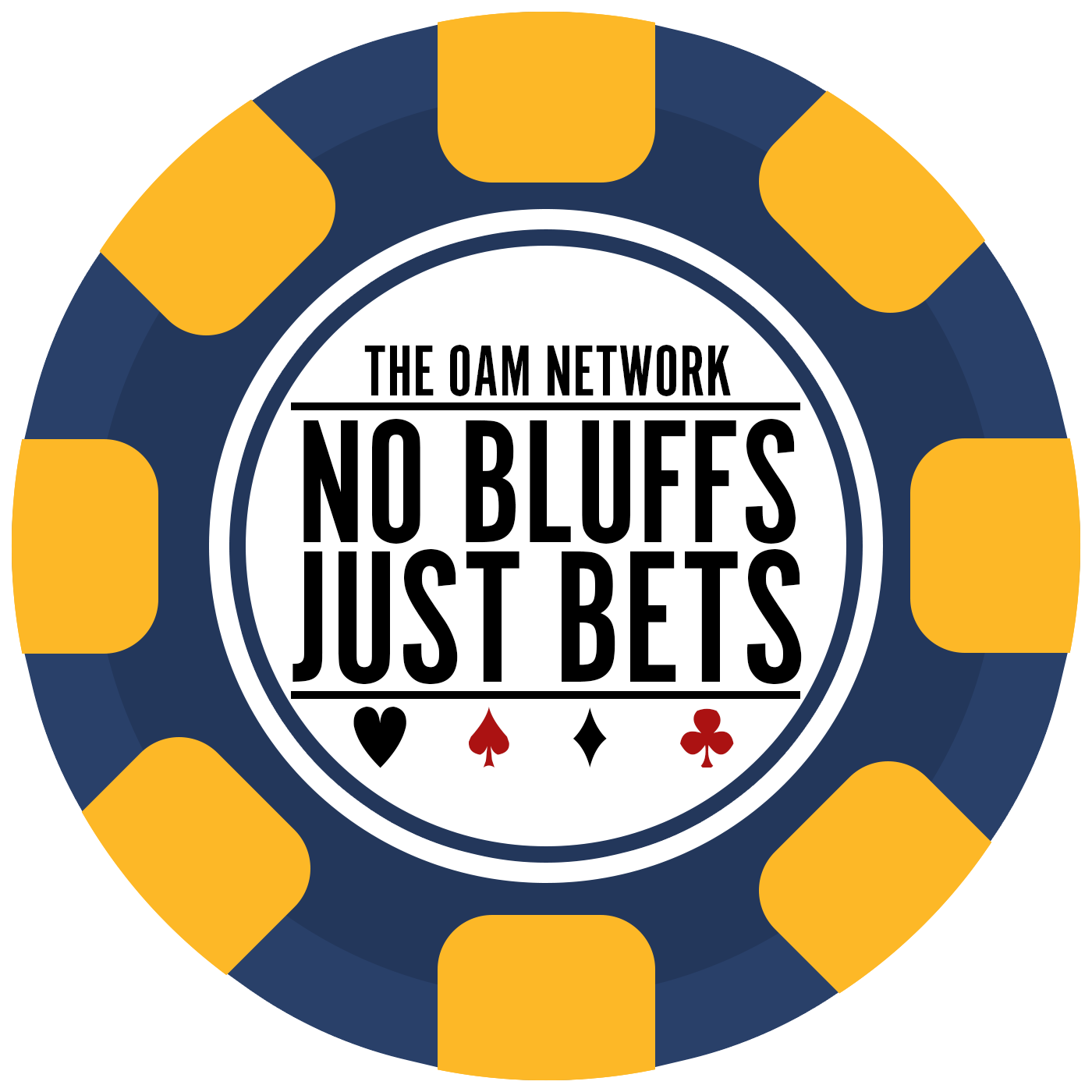 No Bluffs Just Bets The OAM Network