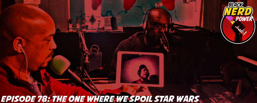 For our last show of the year we welcome writer, Roye Okope to the show to talk about his comic 'E.X.O.: The story of Wale William.' Roye talks about his inspiration for the book, the future of his universe, and the creative boom that's come from Africa lately. We then create a safe space to discuss (and spoil) Star Wars: The Force Awakens. And since it's Christmastime, we couldn't part without exchanging gifts with each other, and giving out a few #Zellies. Get your shopping done @ theoamnetwork.com/amazon