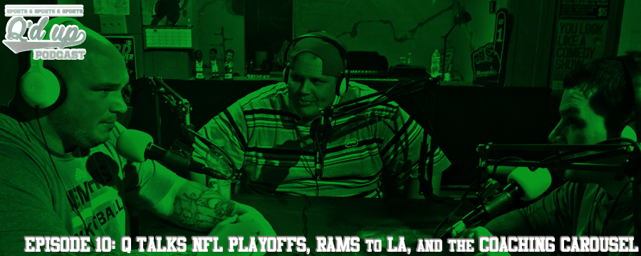 CJ. And Tim join me in recapping title game and breaking down NFL playoffs. Rams to LA, andcoaching carousel.   Help support this podcast by shopping @  theoamnetwork.com/amazon