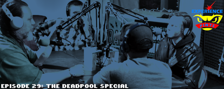 With the release of 'Deadpool' we take a break from the video game scene and sit down with friend of the podcast Zachary Pepper to talk comics and comic book movies.    Help support the show by making any regular purchase @  theoamnetwork.com/amazon