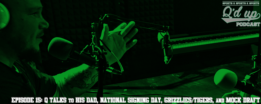 My dad and Tim join me to talk eras in sports. Greg and Jeremy discuss national signing day. Call in from Grizz expert Help support the show by making any regular purchase @ theoamnetwork.com/amazon