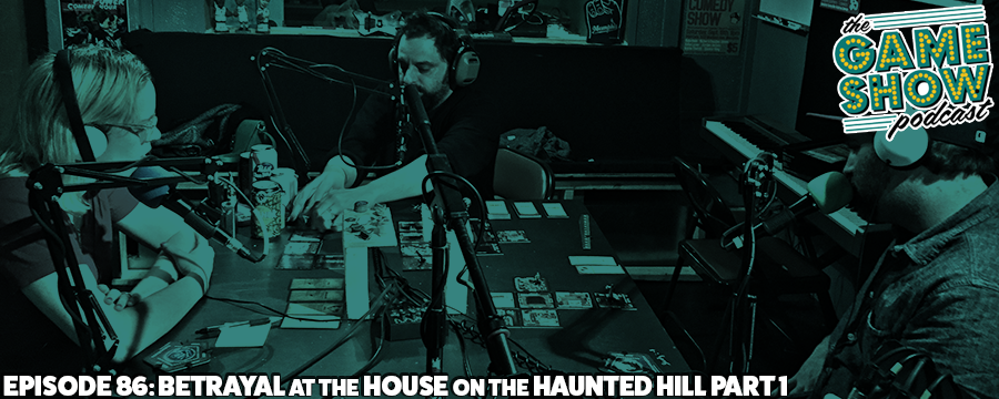 SPECIAL EPISODE ALERT! EXTRA EXTRA! On the first of our two part series playing the game Betrayal at the House on the Haunted Hill we meet our guests Alexandria Perel-Sams and Brandon Perel-Sams. No relation. Haha. That was a joke, They are related. How gullible are you? Anyway check out this super fun episode as we find ourselves investigating a house on a haunted hill. Maybe someone will be betrayed.  Help support this podcast and start your FREE Audible trial today @ audibletrial.com/oam