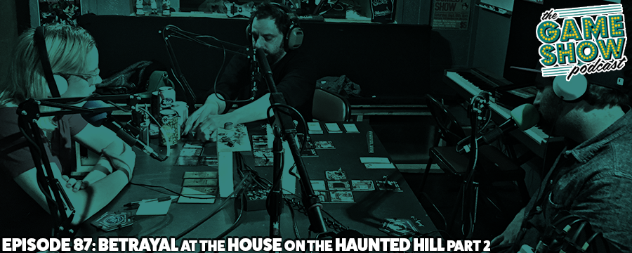 Welcome back the the house on the haunted hill! Spoiler alert: there totally was a betrayal. CAN YOU BELIVE THAT! On this episode we find out who the betrayer is and if the survivors have what it takes to defeat the evil powers within the house.  Start your free Audible trial @ audibletrial.com/oam
