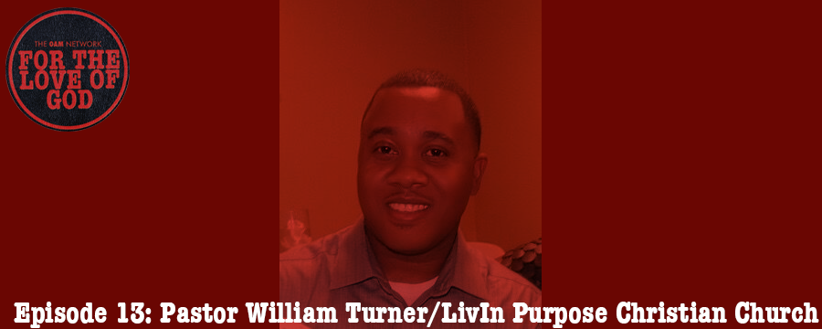 William Turner was raised and continues to live in Memphis, TN. In 2008 he accepted his call to serve in ministry. He currently serves as Associate Pastor for LivIn Purpose Christian Church.  Start your free Audible trial today @ audibletrial.com/oam