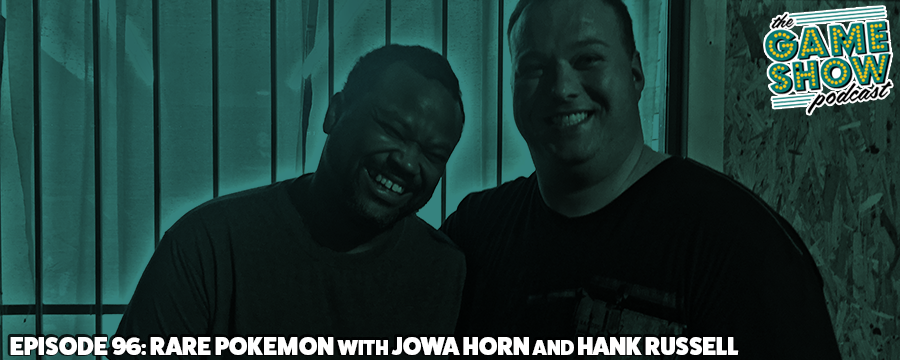 We are back after another one of those FUN breaks! And we promise to be back for good this time! On today's episode we sit down with two funny dudes, Hank Russell and Jowa Horn(The Brunch) make their debut on the podcast. We talk comedy and also play games because games are our things here... The end of that sentence doesn't sound right but thats why games are our things here and not grammar.