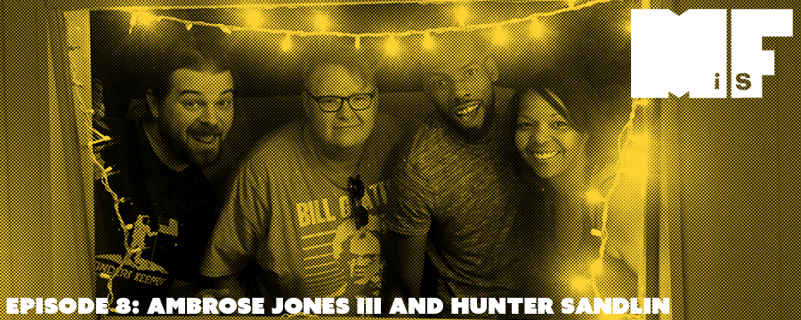 Doug & guest host Shay-Renae Floetry join Last Comic Standing contestant Ambrose Jones III and Comma Comedians co-founder Hunter Sandlin! We discuss being judged by Norm Macdonald, being judged at You Look Like and being judged by an Arkansas circuit court judge - plus previews and mentions of some of the funny things coming up in Memphis this week.  Help Memphis is Funny and start your FREE Audible trial today @ www.audibletrial.com/oam