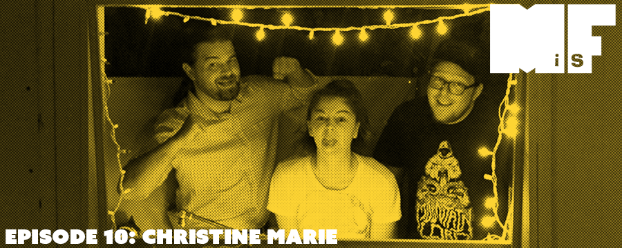 New Memphian and Pittsburg transplant Christine Marie stops by to talk about her view of the Memphis scene, and shares some views on open mic etiquette.