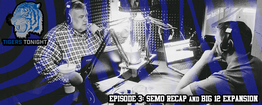 Join Larry and John as they recap the Tigers 35-17 win over SEMO.  They also discuss the current state of Big 12 expansion and the AAC and SEC.
