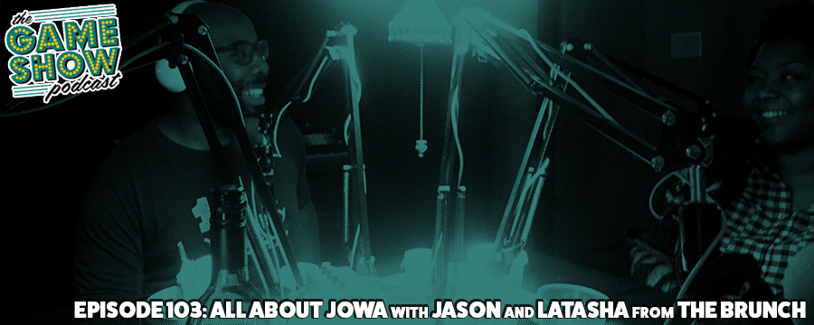 What happens when you combine breakfast, lunch, and a podcast?! We have Jason and LaTasha from The Brunch on to talk about their podcast, Jowa, and of course we play games because we have been cursed and must do so to ensure the world doesn't explode.