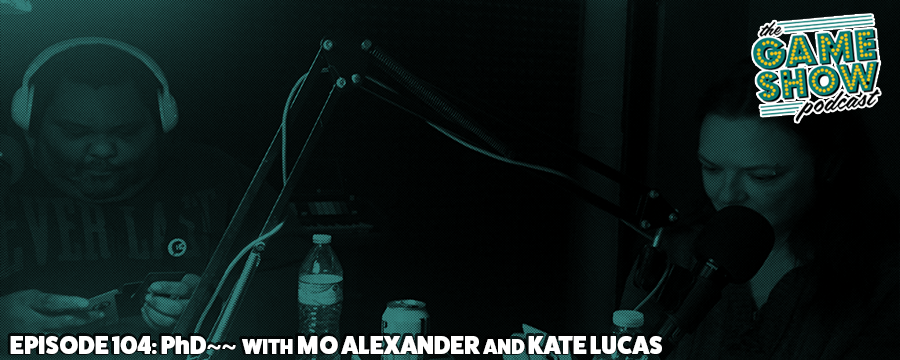 On a very experimental episode of the Game Show we invite two comedians on to be funny. We have Mo Alexander and Kate Lucas. We talk about their careers and play some games because our lawyer keeps making us. Big thanks to engineer Amy for stepping in on this one! Check out Mo at slapthestupid.com and Kate at radio-memphis.com