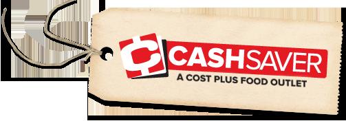 The original Cashsaver logo (Pronounced C-Cashsaver)