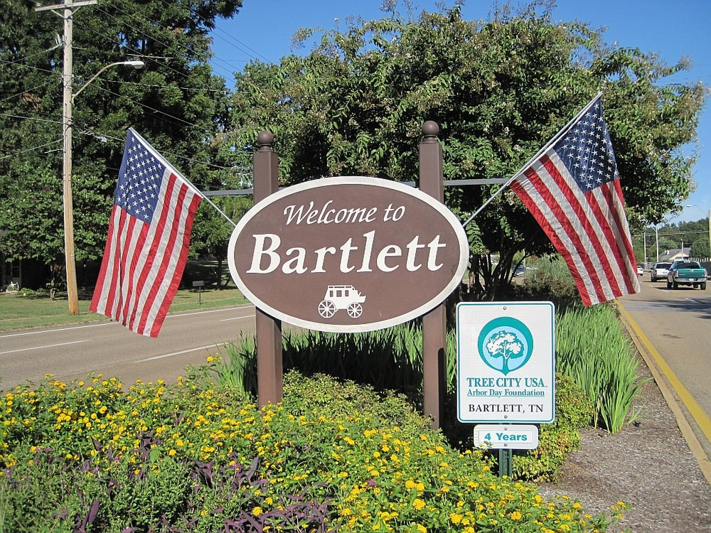 Somehow Bartlett is considered an arboreal paradise.