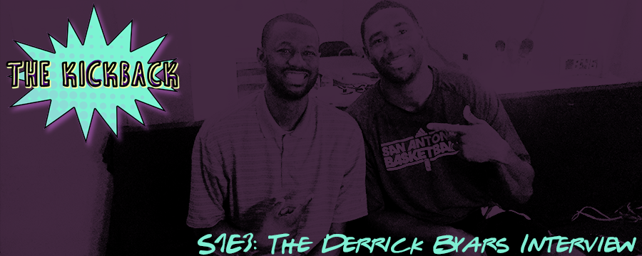 Former Ridgeway High School and Vanderbilt University star Derrick Byars stops by The Kickback to talk about his professional basketball career, memories of playing high school basketball in Memphis and his involvement in the newly formed Big3 league. We also talk about the NBA Finals and with the draft approaching, give our thoughts on the One and Done rule in the NBA.