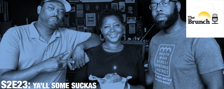 In this action packed episode we celebrate Father's Day and our podcast birthday all while discussing whack ass Jeff Sessions, Philando Castile, the season finale of the Handmaid's Tale and much more.  Music:  (Intro)  Sunshine - The Stuyvesants  Plies - Real Hitta Slide - Calvin Harris Didjital Vibrations - Jamiroquai