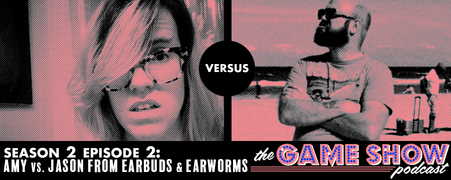 Returning pod friends Amy and Jason from Earbuds and Earworms make their epic return. We listen to some of the weirdest stuff on Spotify AND play some games!