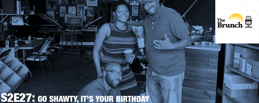 On this episode, we celebrate Jason's birthday; discuss Don Jr.'s idiocy; review HBO's new documentary series, the Defiant Ones, and much more!   Music :  Sunshine – The Stuyvesants (intro)  Yes You Can – Marvin Sapp  Sleep – The Roots  Different Person, Same Old Mistakes – Tame Impala