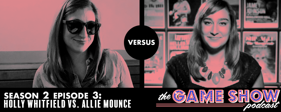 On today's episode I Love Memphis' Holly Whitfield goes up against designer from Pretty Useful Allie Mounce. We listen to some more weird Spotify music and play some games.  The Game Show records LIVE every Thursday at 6:30PM on Facebook and theoamnetwork.com/live