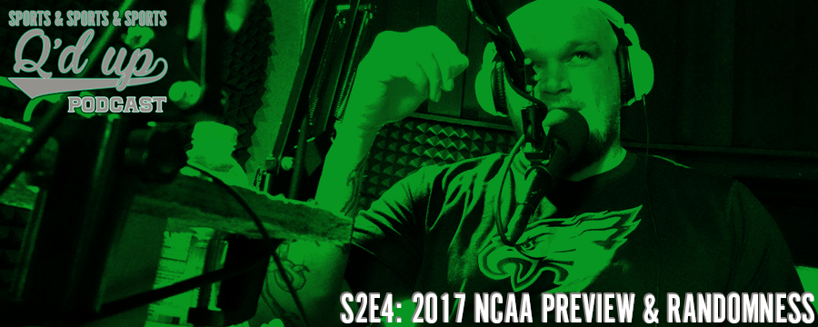 Q and guests talk 2017 NCAA football.