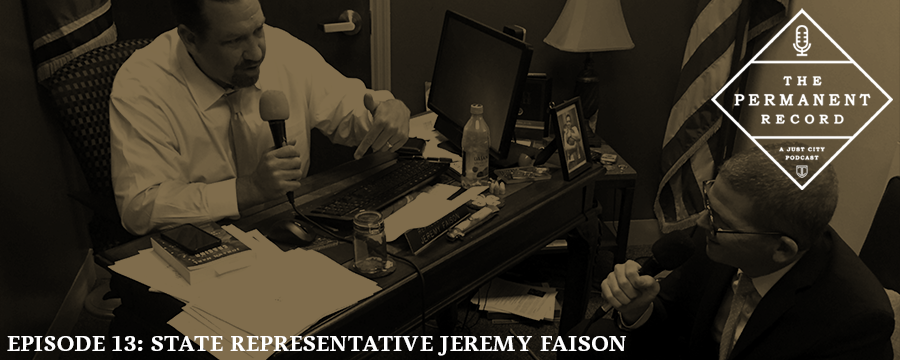 State Representative Jeremy Faison lives in Cosby, Tennessee, in the foothills of the Great Smoky Mountains. He was elected in 2010 to represent the 11th District, where he is an outspoken advocate for the legalization of medicinal cannabis and (here's our favorite part) a smaller, fairer, and more humane criminal justice system.  As a member of the Republican super-majority in the state legislature, representing Appalachia, you might not expect Rep. Faison to have much in common with a criminal justice reform group from Memphis. You would be wrong. Listen as he makes a passionate case for halting the failed war on drugs, argues for smarter youth sentencing policies, and shares his inspiration for getting into politics. Most of it will surprise you.