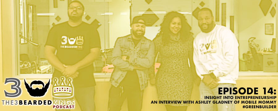 "In this episode, The 3 Bearded Kings welcome Ashley Gladney, founder and CEO of Mobile Mommy, a creative babysitting service. The kings also introduce a new segment, Black Excellence Baby, that highlights recent positive news about African Americans. Music provided by Internet Money Records. Check out their EP, Imr EP, on iTunes. Recommendations: ● Will—Stranger Things https://www.netflix.com/title/80057281 ● Tyler — CrunchyRoll https://itunes.apple.com/us/app/crunchyroll-everything-anime/id329913454?mt=8 ● Leonard—Bulletproof Coffee https://blog.bulletproof.com/how-to-make-your-coffee-bulletproof-and-your-morning-too Sponsor: Black Scholars Publishing Who Is David Rothenberg: A College Love Story is available via Kindle and paperback. Eaux LVII.com Online fashion boutique www.eauxlvii.com Mobile Mommy Professional babysitting services www.facebook.com/yourmobilemommy (901) 265-0631 If you are interested in sponsoring our podcast, we offer business promotion and marketing services. Please contact us at the3beardedkings@gmail.com or (901) 300-6653. After listening to this episode, please share this podcast with at least 3 friends, type ""The 3 Bearded Kings"" using the search option, click our logo, click the ""Reviews"" tab, and select ""Write a Review."" Also, please follow us on Instagram, Facebook, YouTube, SoundCloud and Twitter. Thank you for your support."