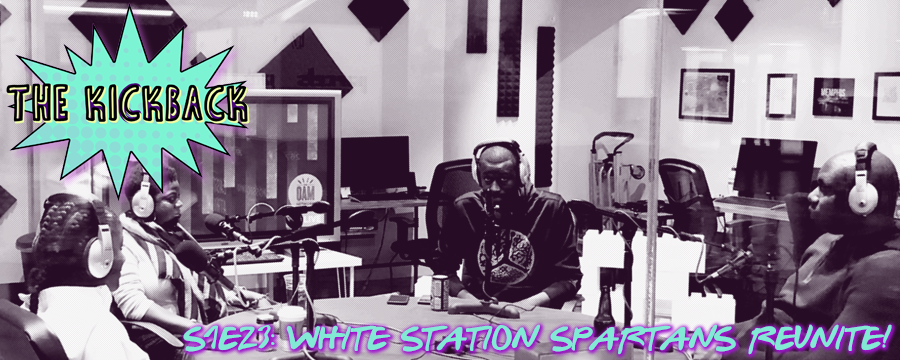 We had a mini White Station reunion this week. The homies Whitney, Channa and Big Joe stopped through to talk about our favorite memories from high school and how WSHS prepared us for the real world. We touched on a few current events and how the Memphis and the world have changed since we graduated in 2005.